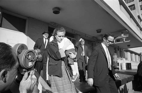 June Oswald Also Search For Marina And June Oswald Leaving Parkland Hospital The Portal To History