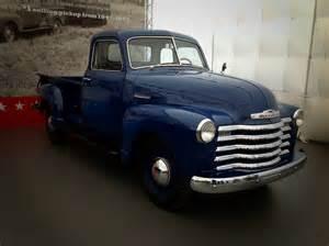 1953 chevrolet truck antique trucks 2