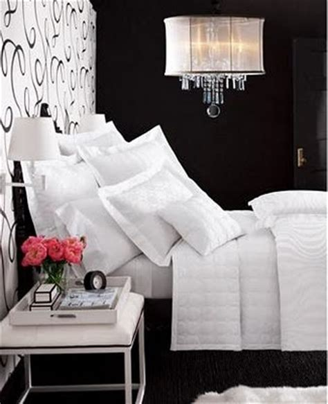 how to decorate a bedroom with white walls black and white bedrooms dig this design