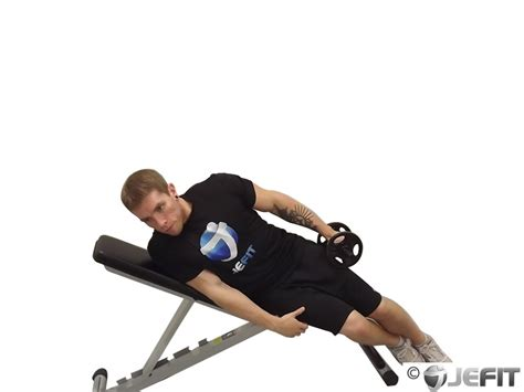 external rotation on bench incline bench reverse fly with external rotation benches