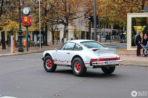 rally porsche 911 porsche 911 rs rally 21 oktober 2017 autogespot