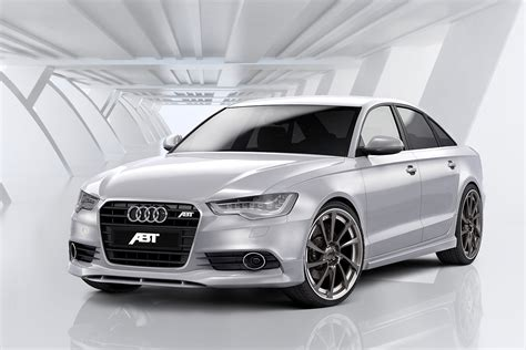 audi a6 tuned 2012 audi a6 tuned by abt sportsline