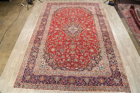 10 By 14 Area Rugs 10x14 Kashan Area Rug