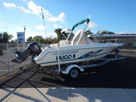 aquasport boats for sale nj aquasport osprey boats for sale in new jersey
