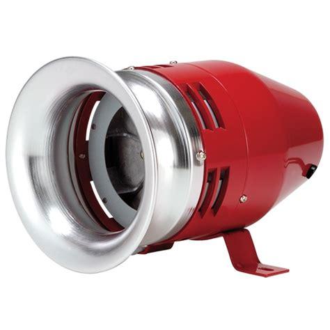 Produk Istimewa Motor Siren 220v Ac Model Ms 290 120db Alarm Sound ms model motor siren ching mars megaphone and motor siren suppliers