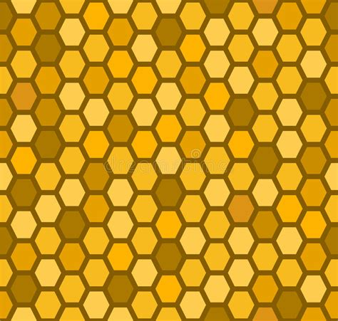 honeycomb seamless pattern royalty free vector image seamless honeycomb pattern stock vector illustration of hive 13530293