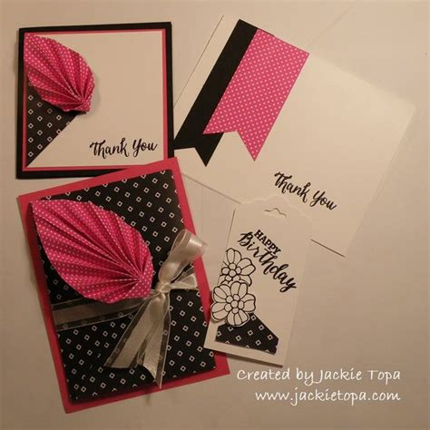 Origami Leaf Card - addicted to sting origami leaf card tutorial