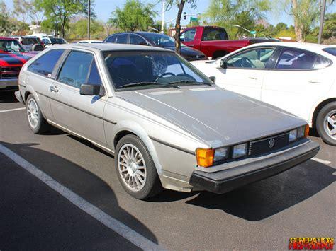 how to learn about cars 1984 volkswagen scirocco regenerative braking 1984 volkswagen scirocco mk2 genho