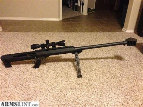 Barret 50 Bmg by Pin Barrett 50 Bmg Semi Automatic On