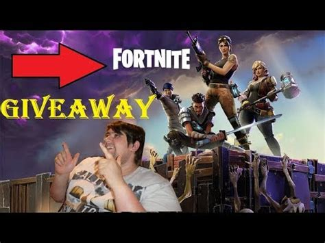 Fortnite Giveaway - fortnite giveaway 3 copies to giveaway youtube