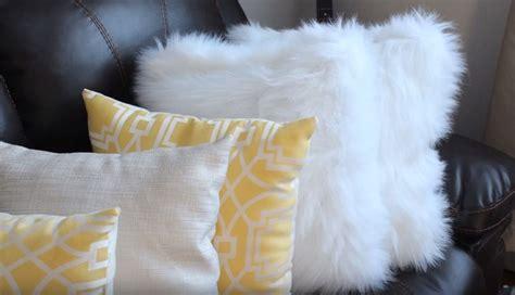 Sheepskin Throw Pillow by Why Choose Sheepskin Throw Pillows Ordinary Pillows