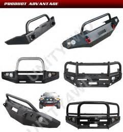 Quality 4x4 Triton Accessories Triton Front Bumper