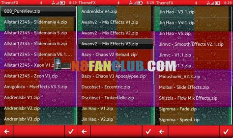 download theme effects for nokia n8 themefx 2 0 easily change theme effects on nokia n8