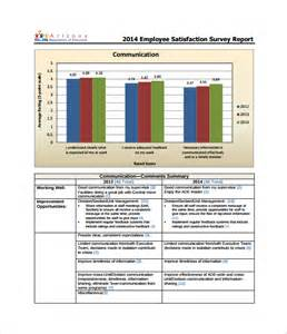 survey report template 9 download free documents in