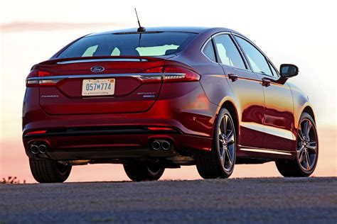 ford fusion 2017 2017 ford fusion reviews and rating motor trend