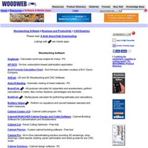 free woodworking software cnc squirly505 pearltrees