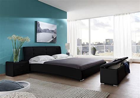 kopfteil einzelbett sam 174 polsterbett 90 215 200 cm bastia schwarz pflegeleichtes