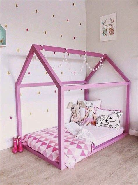 cute bed frames 23 cutest and comfiest beds for little girls shelterness
