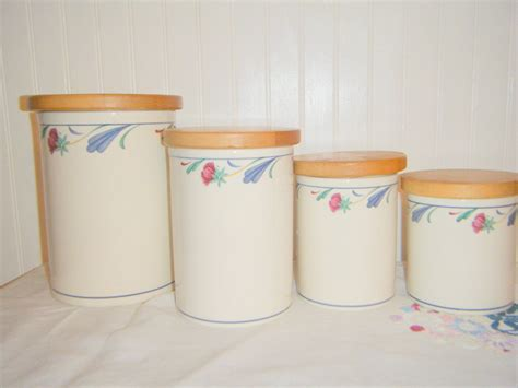 decorative kitchen canisters custom three square glass canisters office and bedroom
