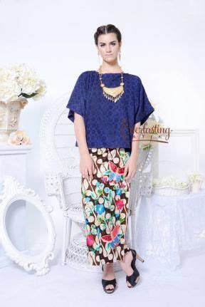 Baju Batik Everlasting ca 10306 aora bluedoby top www everlastingbatik co id