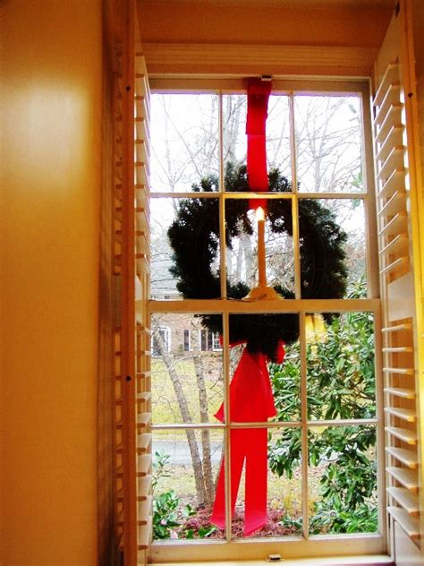 simple christmas window decorations ideas decoration love