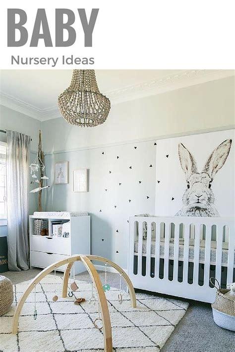 baby bedroom ideas  pinterest baby room baby