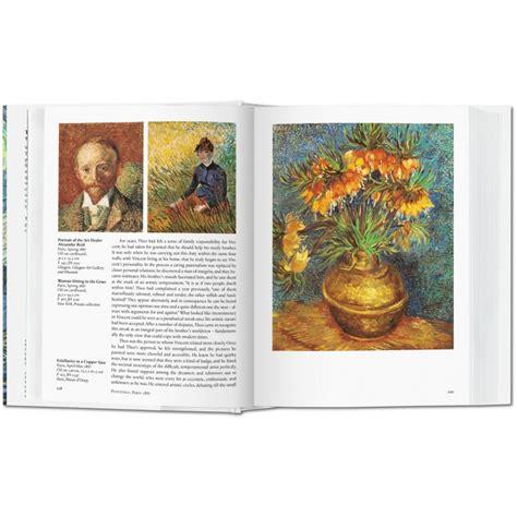 libro van goghs ear the van gogh tutti i dipinti bibliothecauniversalis taschen libri it
