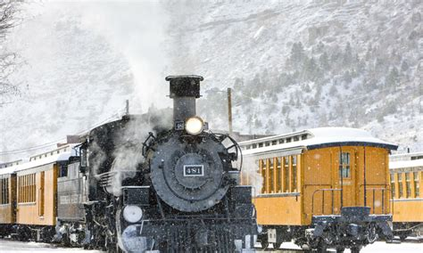 across the san juan mountains classic reprint books you ve got to ride these festive trains