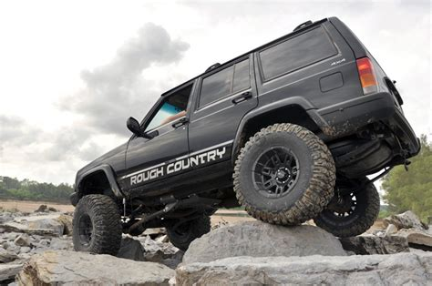 Jeep 6 5 Inch Lift Country 6 5in Jeep Arm Suspension Lift System