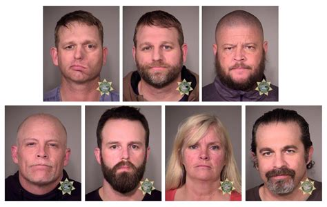 sheriff federspiel different hair styles fbi several militants arrested one dead in oregon