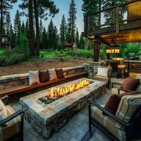 firepit area 27 surprisingly easy diy bbq pits anyone can make