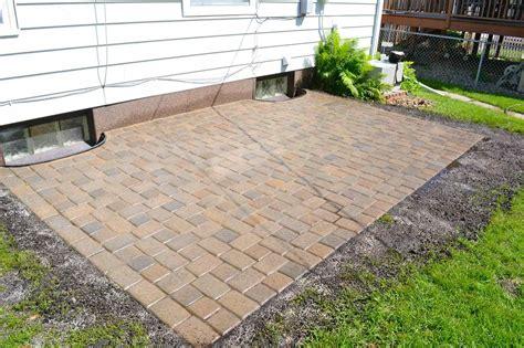 concrete pavers lowes home depot patio blocks