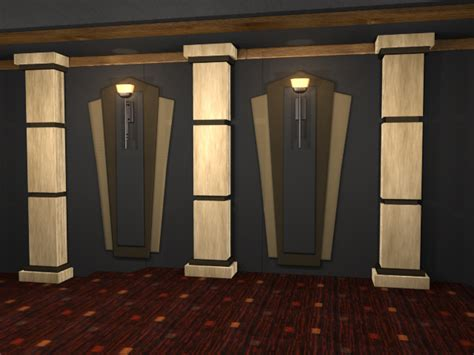 home columns techno square home theater column