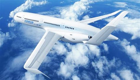 airbus design for environment airbus unveils fuel efficient aircraft of the future