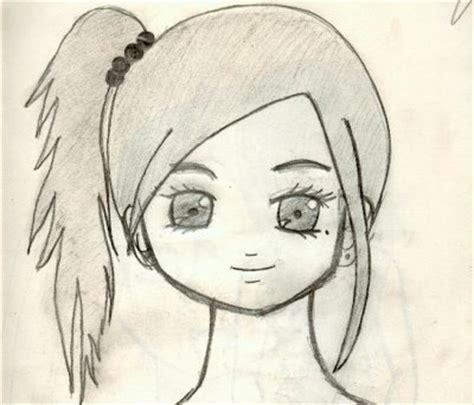 Dessin Fille Avec Couettes by Fille A Couette De Mangas Drawing94