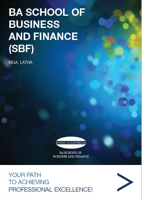 Mba In International Finance And Banking by Master Of International Finance And Banking Mba Mfin