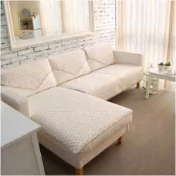 korean pastroal reversible floral cotton cloth sofa cover