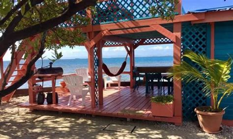 bird island belize airbnb you can now rent an entire caribbean island on airbnb