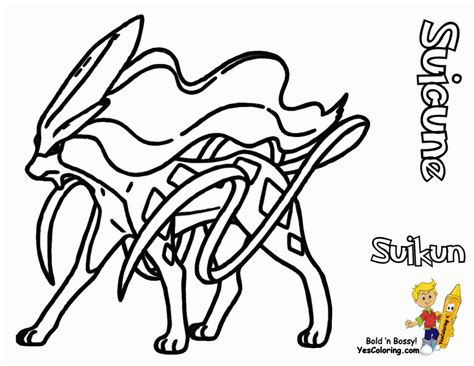 pokemon coloring pages entei suicune coloring pages coloring home
