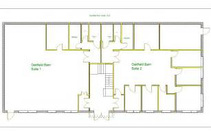 Farm Office Floor Plans by Office Rentals Brows Farm Business Park Oakfield Barn 1
