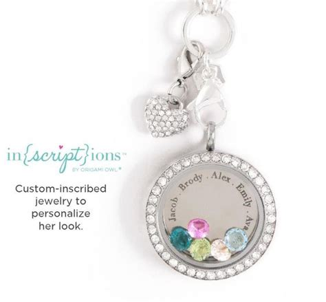 Origami Owl Jewelry Exles - origami owl origami and owl on