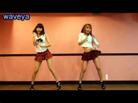 video dance tutorial kpop t ara roly poly dance tutorial waveya ari miu youtube