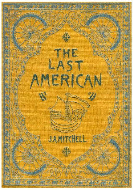 The Last American Wiki The Last American Novel