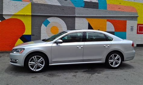 vw passat  month road test      suv