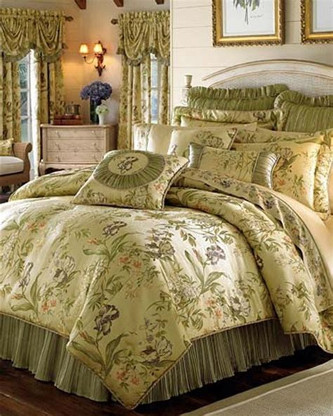 Croscill Townhouse Comforter by Iris Multi Bedding Ensemble By Croscill Townhouse Linens