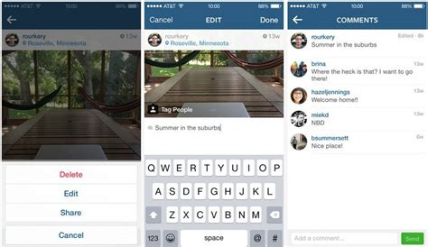 new year instagram caption rejoice instagram now lets you edit captions huffpost