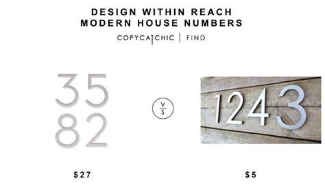 instagram design within reach design within reach modern house numbers copycatchic