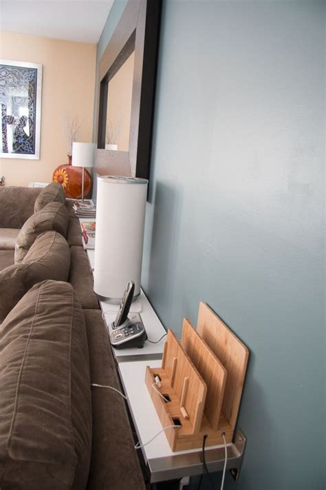 floating shelves behind couch 25 best ideas about small shelves on pinterest display