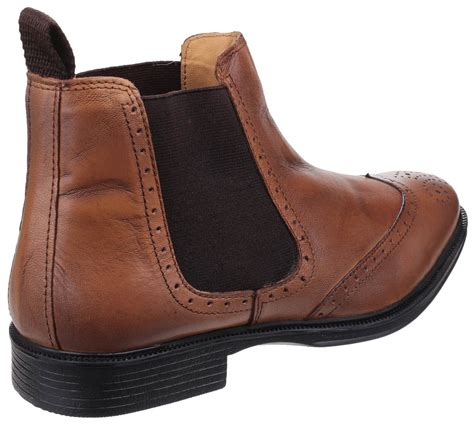 Country Boots Slip On cotswold nettleton mens slip on boots country boots