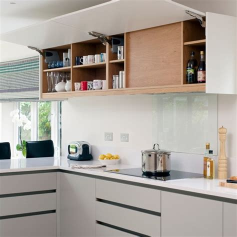 white modern kitchen wall cupboard kitchen decorating